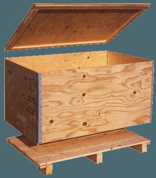Casse in legno